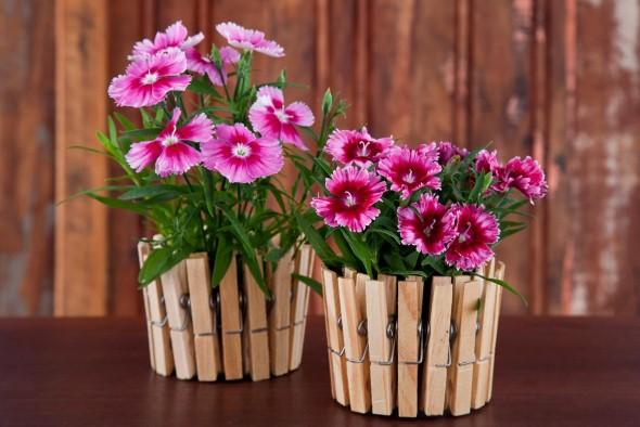 Vasos-flores