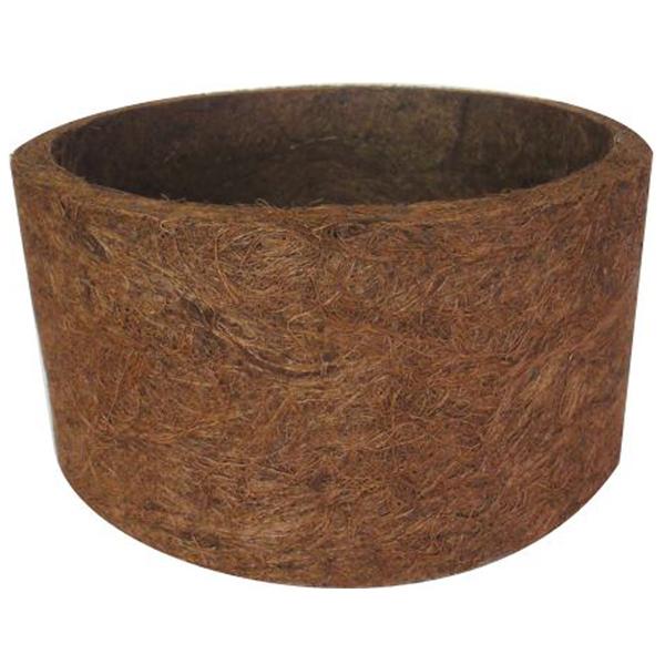 vaso fibra de coco